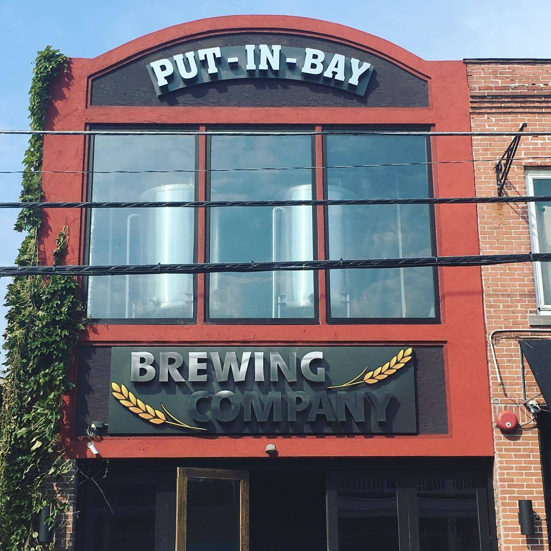 Put-in-Bay Brewery and Distillary